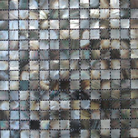 tiles for backsplash in kitchen abysmal seashell tile black kitchen backsplash shell 8515
