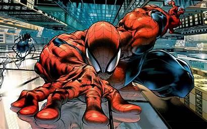 Marvel Spider Comic Comics Desktop Spiderman York