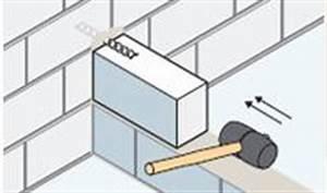 Treppenstufen An Der Wand Befestigen : trennw nde aus porenbeton bauen renovieren tipps und ~ Michelbontemps.com Haus und Dekorationen