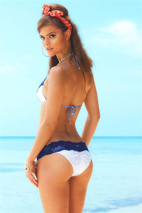 Nina Agdal Body Hot Girl Poster - My Hot Posters