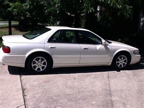 Buy Used Cadillac Seville Sts Sedan Door Pearl