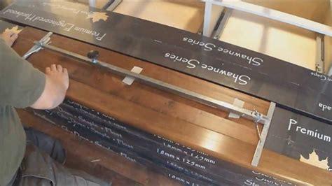 hardwood stair tread installation fit stair tread nosing