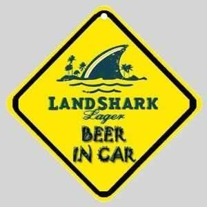Landshark Lager Margaritaville Surfboard Land Shark Bite