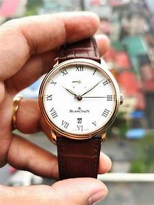 Blancpain Villeret 8 Days Manual Wind Limited Edition 6613