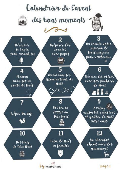 calendrier sur le bureau les 25 meilleures idées concernant calendrier de l 39 avent