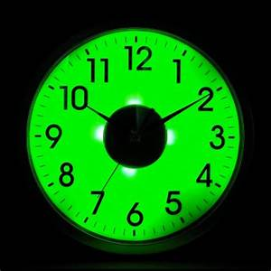 Neon Light Up Wall Clocks 12 000 Wall Clocks