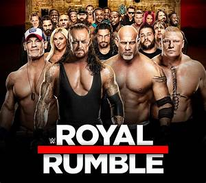 WWE Royal Rumble 2017: Power Ranking All Announced ...