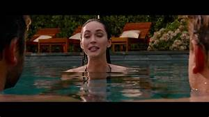 Megan Fox bikini in pool - This Is 40 (2012) - 1080p - YouTube