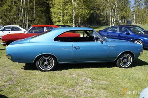 Opel Coupe by Opel Rekord Coup 233 1 9 H Manual 106hp 1970