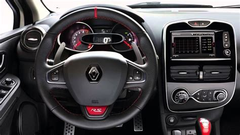 siege clio rs 2016 renault clio rs 220 trophy edc