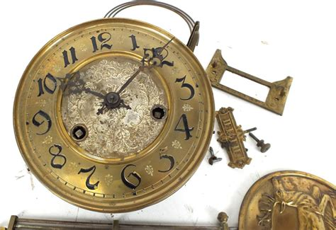 Vienna Wall Clock Movement