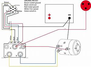 Warn Winch Controller Wiring Diagram