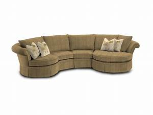 Small round sectional sofa cleanupfloridacom for Small sectional sofa used