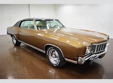 1972 Chevrolet Monte Carlo for sale #83285 MCG