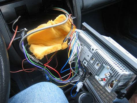 Auxiliary In Car by Add An Auxiliary Mp3 Ipod Input To Your Car S Stock Radio