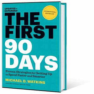 the first 90 days updated and expanded With the first 90 days template