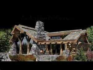 Inspiring Log Home Designs Photo by Award Winning Caribou Log Home Plan Inspires Homes Across