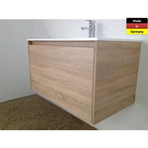 Badmöbel Unterschrank Waschbecken by Badm 246 Bel Unterschrank Quot Ferrano Quot 70 Cm Mit Mineralguss