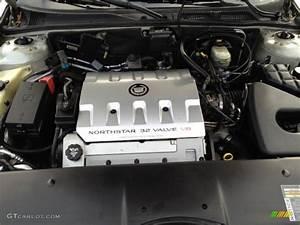 2002 Cadillac Seville Sts Engine Photos