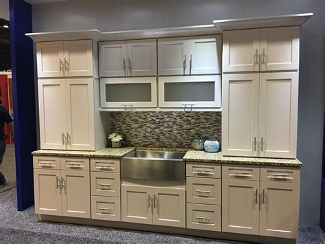 buy shaker light gray rta ready to assemble kitchen