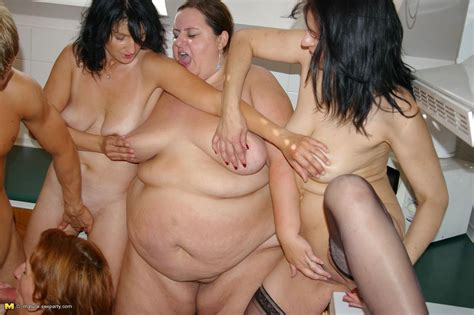fat mature woman fucked hard in group sex orgy pichunter