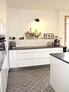 Ikea Cuisine Blanche : cuisine laqu e blanche ikea cuisine en image ~ Melissatoandfro.com Idées de Décoration