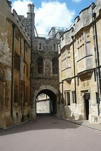 'The Norman Gate, Windsor Castle, Berkshire, England Built