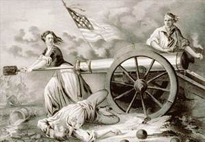 "Image result for ""Molly Pitcher"""