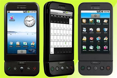 10 Years Ago We Met The T-mobile G1, The First Android