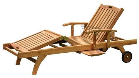outdoor teak sun lounger bagoes teak furniture