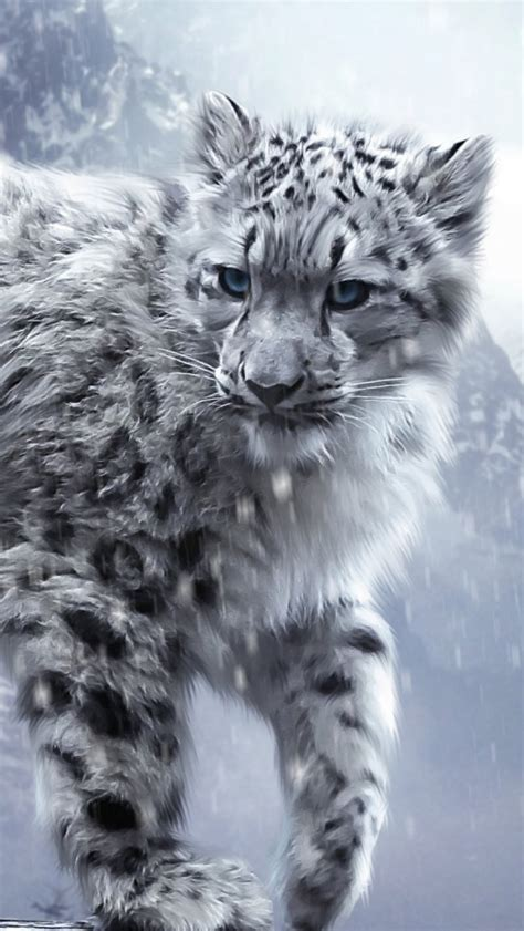Snow Animal Wallpaper - 60 animals iphone wallpapers you would to