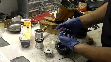 air nailer  ring kit install youtube