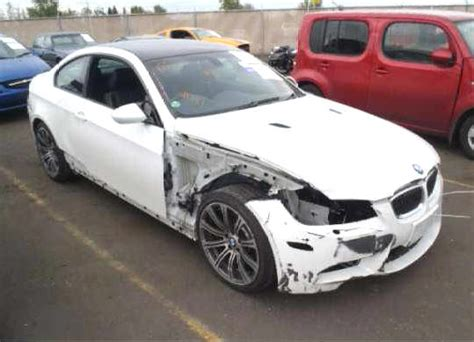 Cheap Damaged Wrecked Salvage Cars For Sale