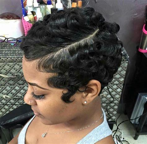 short hair finger waves hairstyles 325 best cute styles fingerwaves soft curls images on