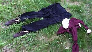 Rapture or prank? Clothing with burn marks found at Olin ...