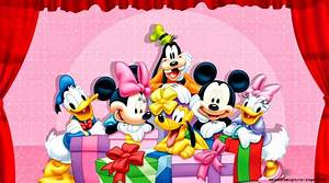 Mickey Mouse Clubhouse Party Wallpaper | www.pixshark.com ...