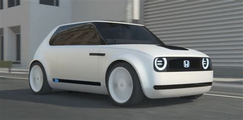 New Car Electrical Features by Honda Unveils New Electric Car Concept For Production In