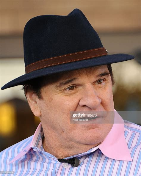 Pete Rose Visits Extra The Grove January