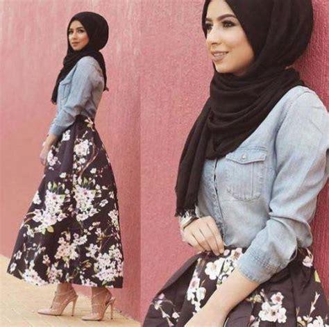 hijab  ete comment shabiller  styles inspirants