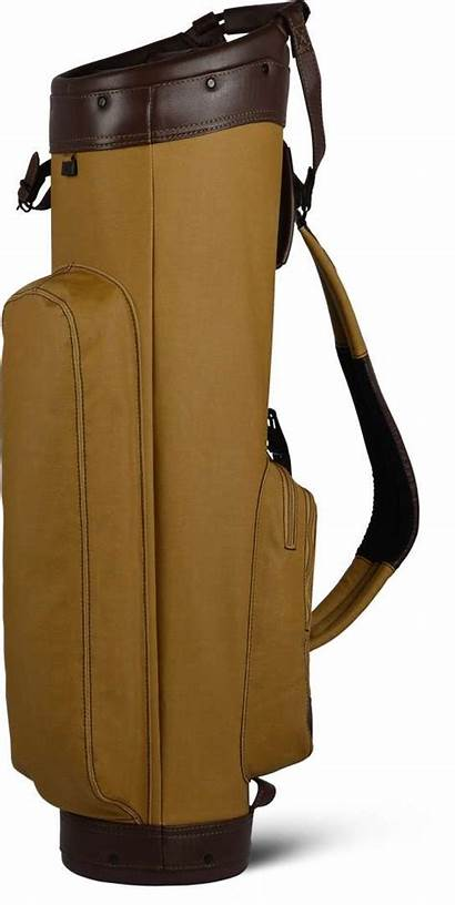 Canvas Leather Bag Cart Golf Bags Sunmountain