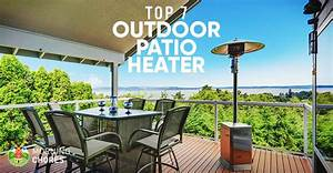 7 Best Outdoor Patio Heater  Reviews  U0026 Buying Guide