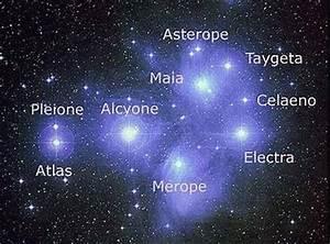 Astronomía: Las Pléyades - Siete cabritas- Las Palomas-Las ...