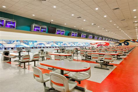 The Orleans Bowling Center in Las Vegas - The Orleans