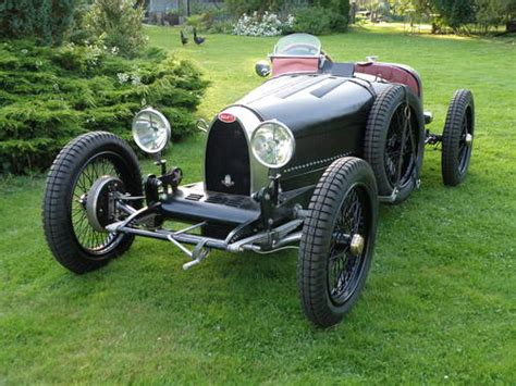 Bugatti T37 Replica For Sale On Car And Classic Uk [c665081]