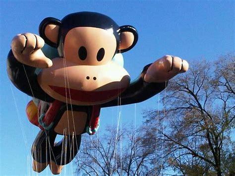 paul frank balloon   macys thanksgiving day parade