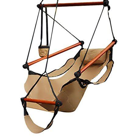 Hammock Air Chair by Zeny Hammock Hanging Chair Air Deluxe Outdoor Chair Solid