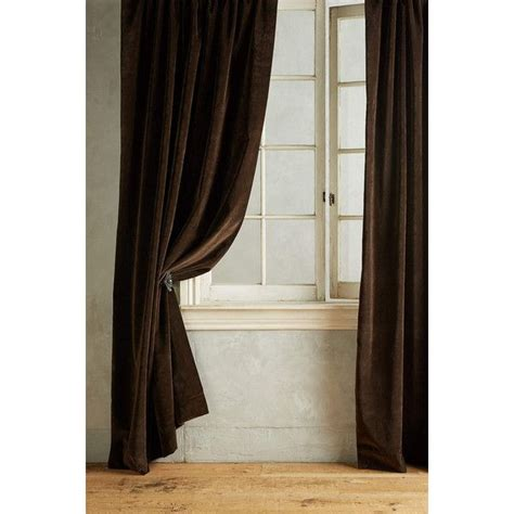 the 25 best brown curtains ideas on window