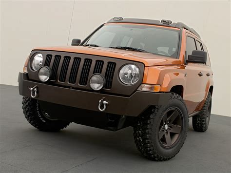 wheels for jeep patriot visitagratiscom â jeep patriot white tuning todo para