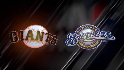 Giants San Francisco Wallpapers Brewers Milwaukee Iphone