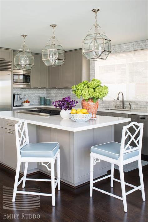 morris pendant transitional kitchen cameo homes
